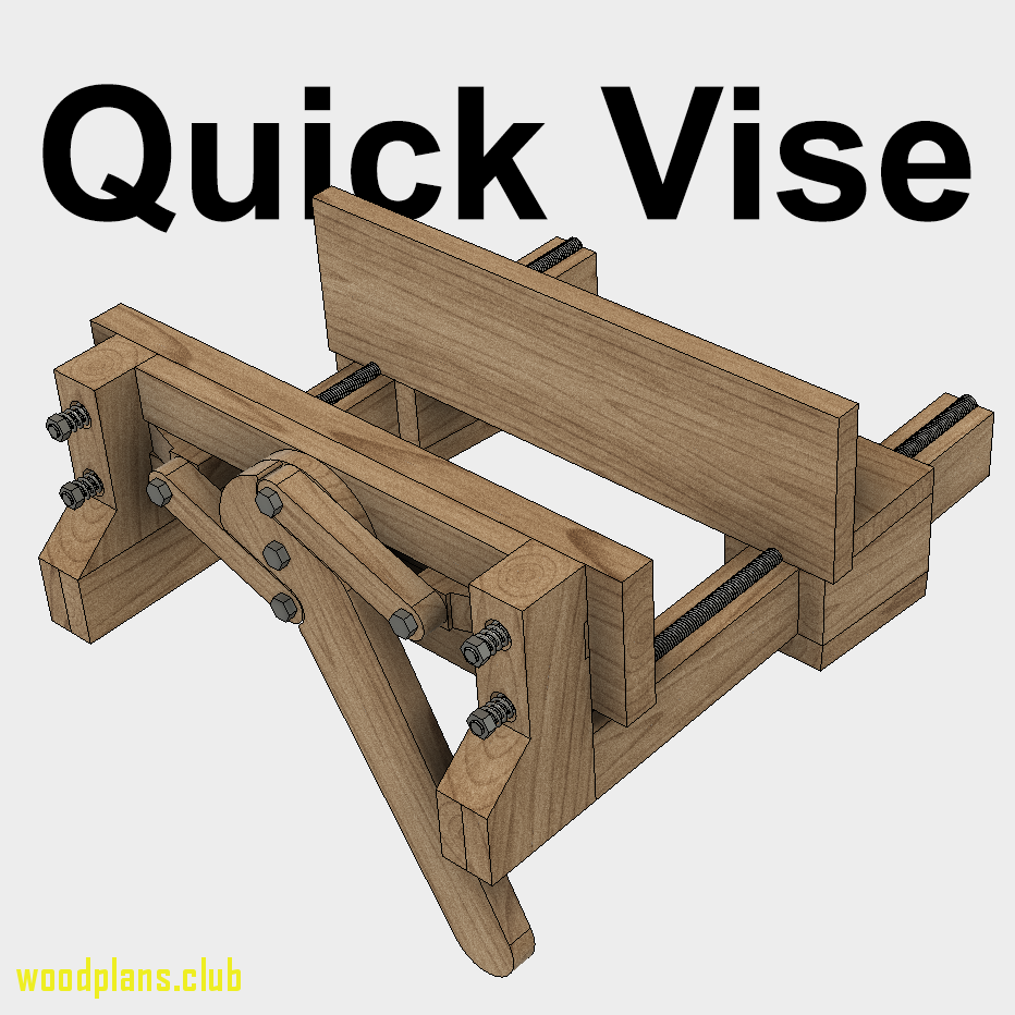 55 Woodworking Bench Vise Plans Cool Storage Furniture Check More