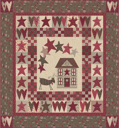 Gratis Patronen Patchwork.Free Patterns Lynette Anderson Navidad Decoracion