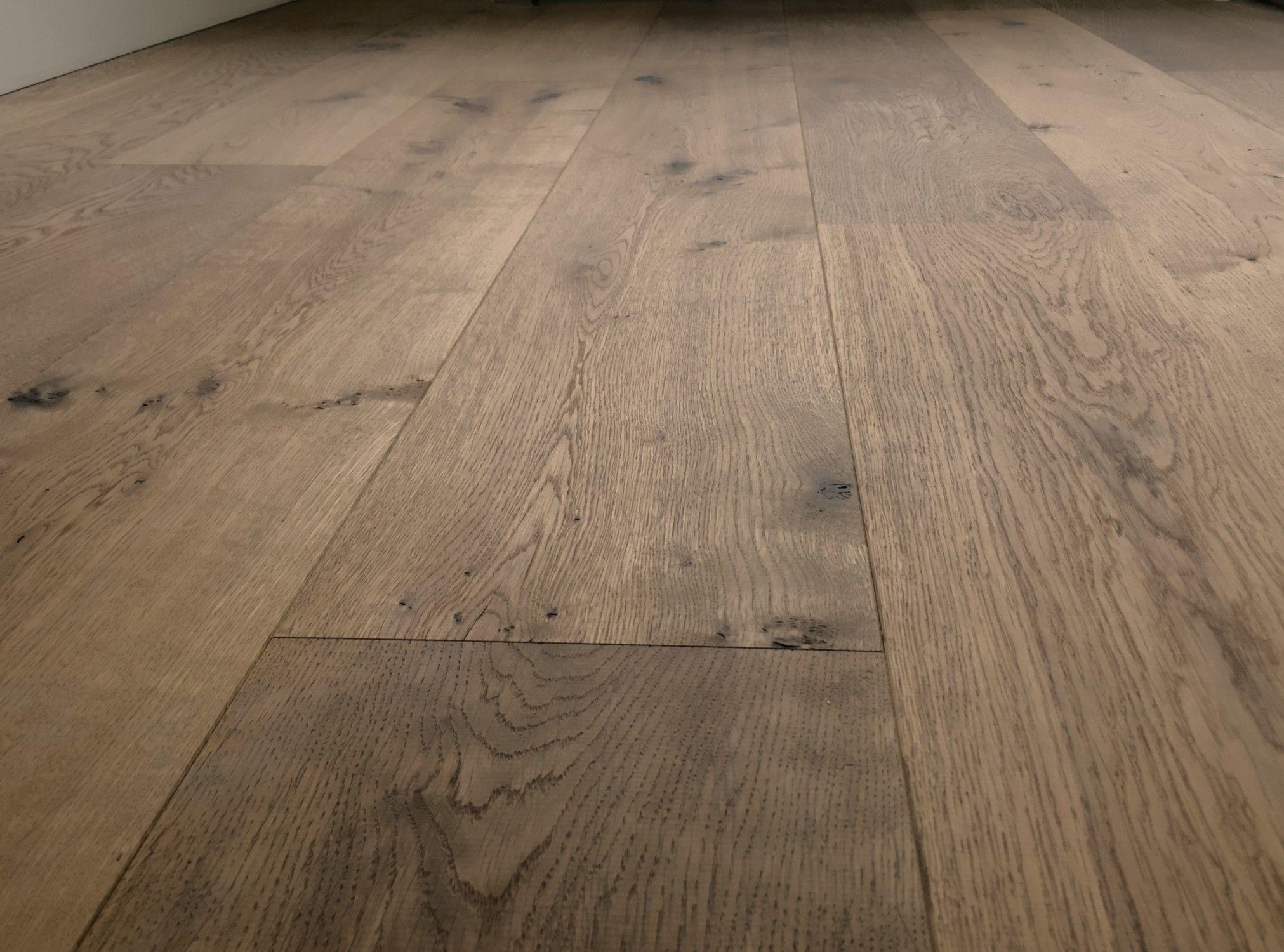 Natural White Oak Laminate Flooring 2021