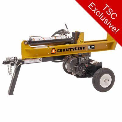 CountyLine 25-Ton Log Splitter | Farm Accessories | Log splitter