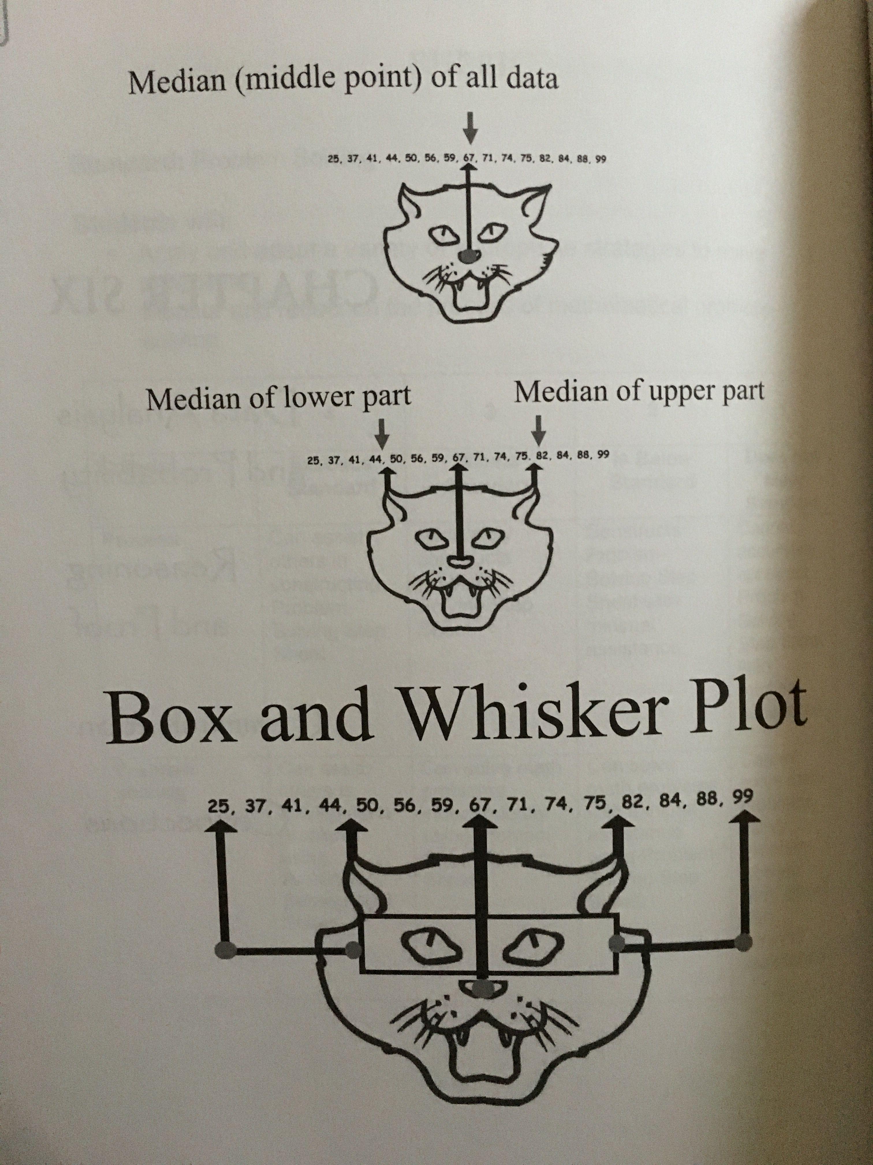 Visual Box Amp Whisker Plot