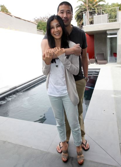 Lisa Ling welcomes daughter: Jett | Lisa ling, Celebrity ...