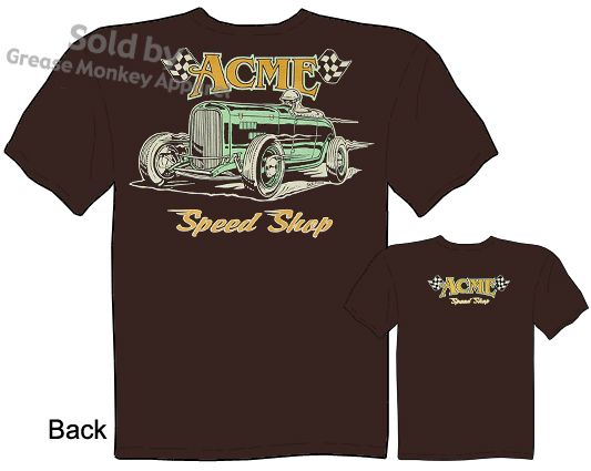 ACME Speed Shop Clothing 32 Speed Shop 1932 Roadster T