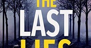 Thriller #Thursday - The Last Lies by C C  Jameson!! #Free on