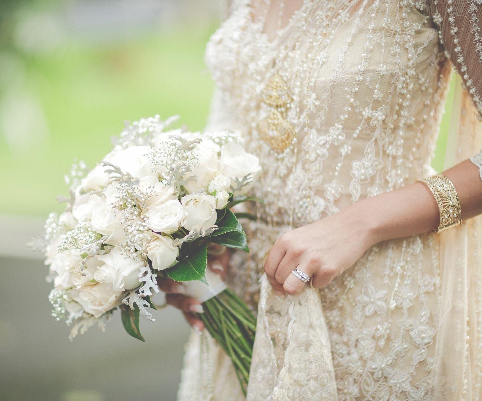 Perfect sri lankan wedding flower bouquets pattern the wedding pin by floral land on sri lankan wedding idea pinterest wedding izmirmasajfo