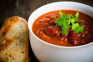 Territorio Gourmet: Chili con carne