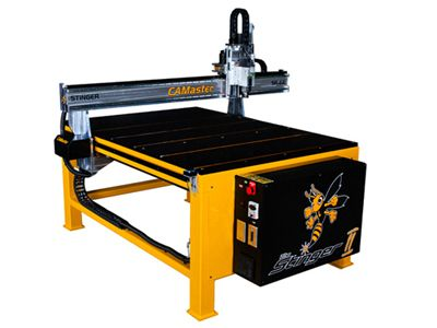Stinger Series   CNC Routers   CAMaster