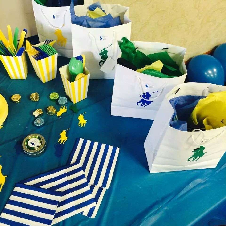 Baby Shower Party Ideas | Photo 5 Of 8 | Catch My Party