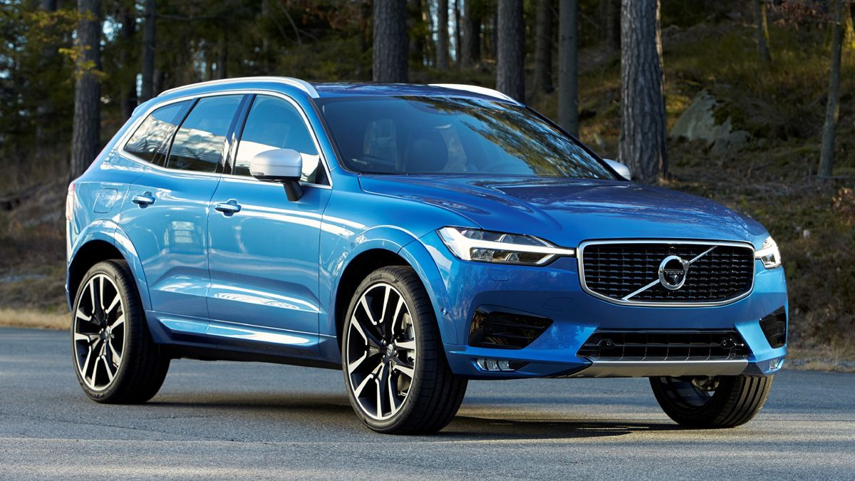 Volvo XC60 2017 Volvo xc60