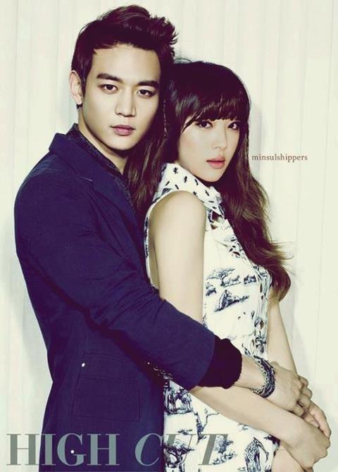 korean drama minho and sulli dating