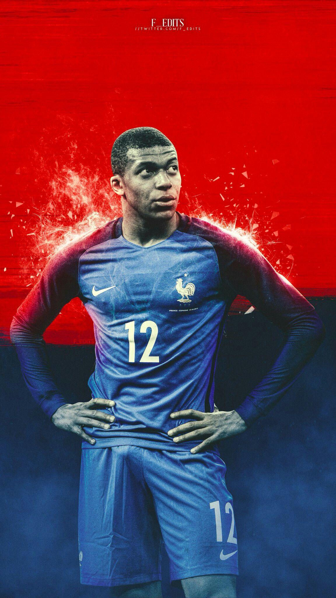 Kylian Mbappé France Best Football Players 4baa79c17