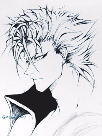 Anime Bleach Grimmjow Jaggerjack Espada No 6 | Bleach | Pinterest ...