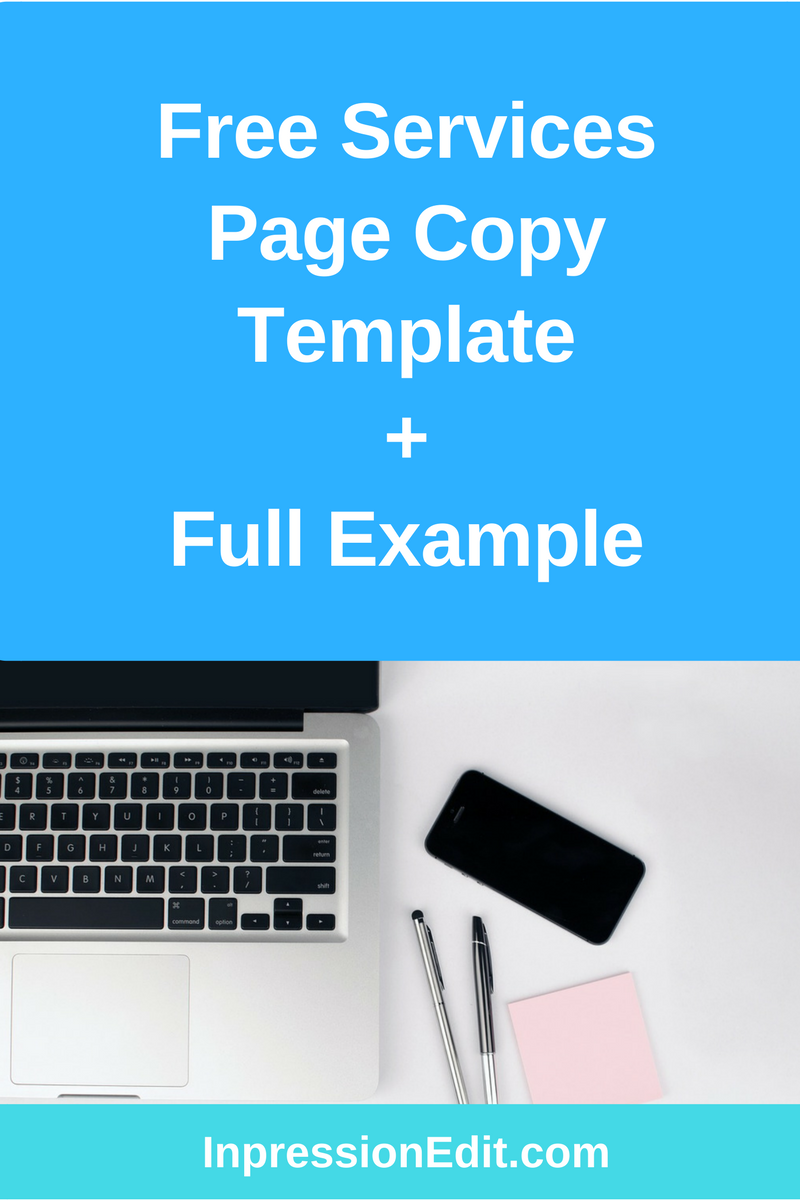 8 tips and examples for writing a high-converting services page + ...