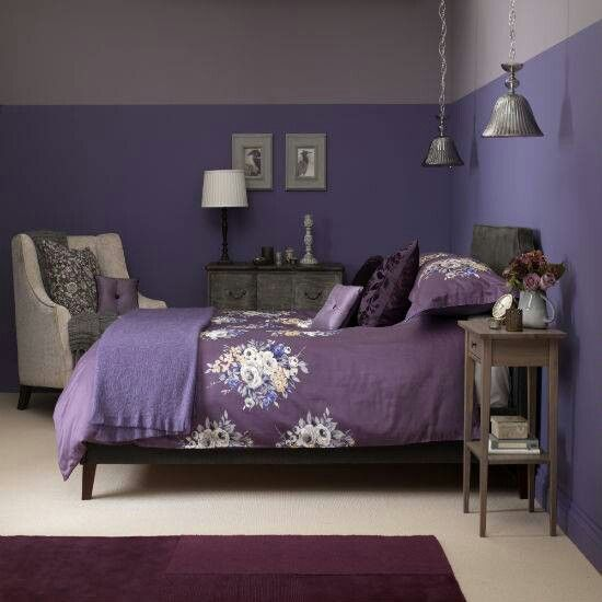Gray And Purple Bedroom Ideas 2 Cool Ideas