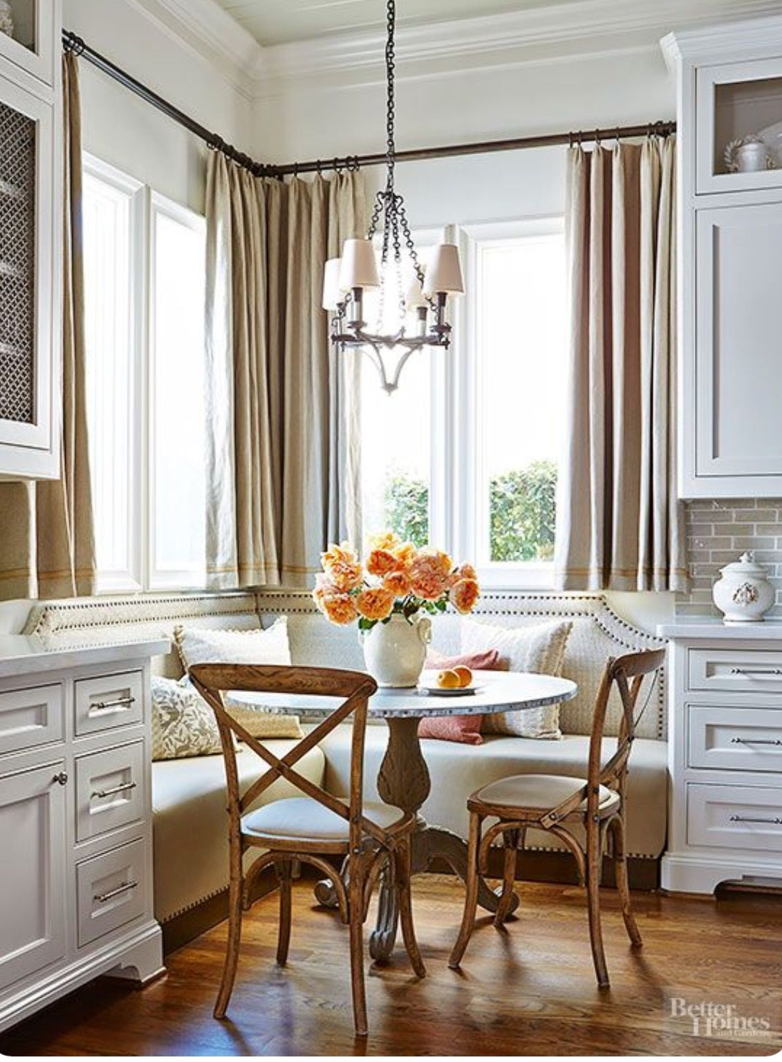 Kitchen Banquette Designs Ideas