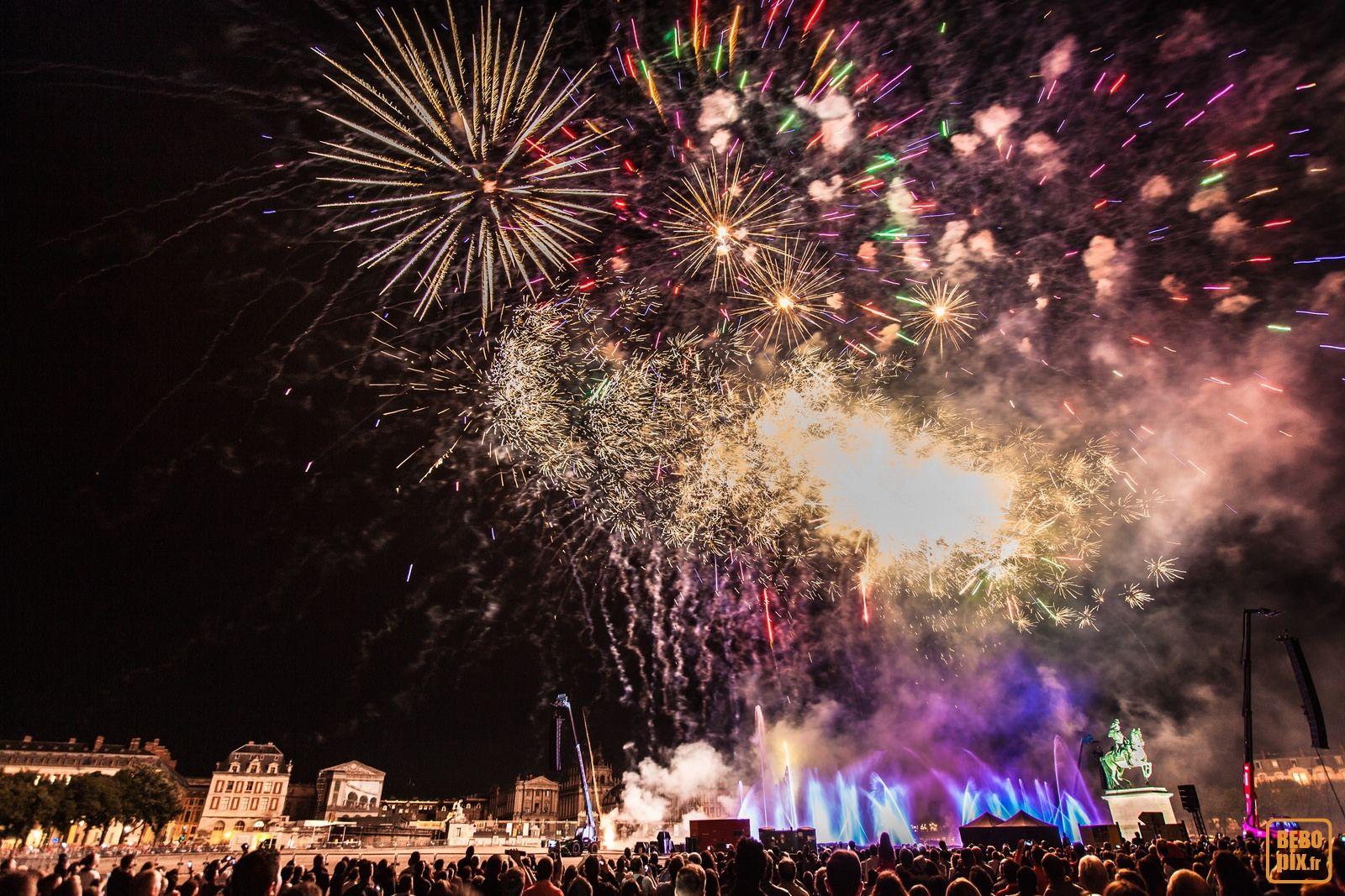 Versailles, 14 Juillet 2015