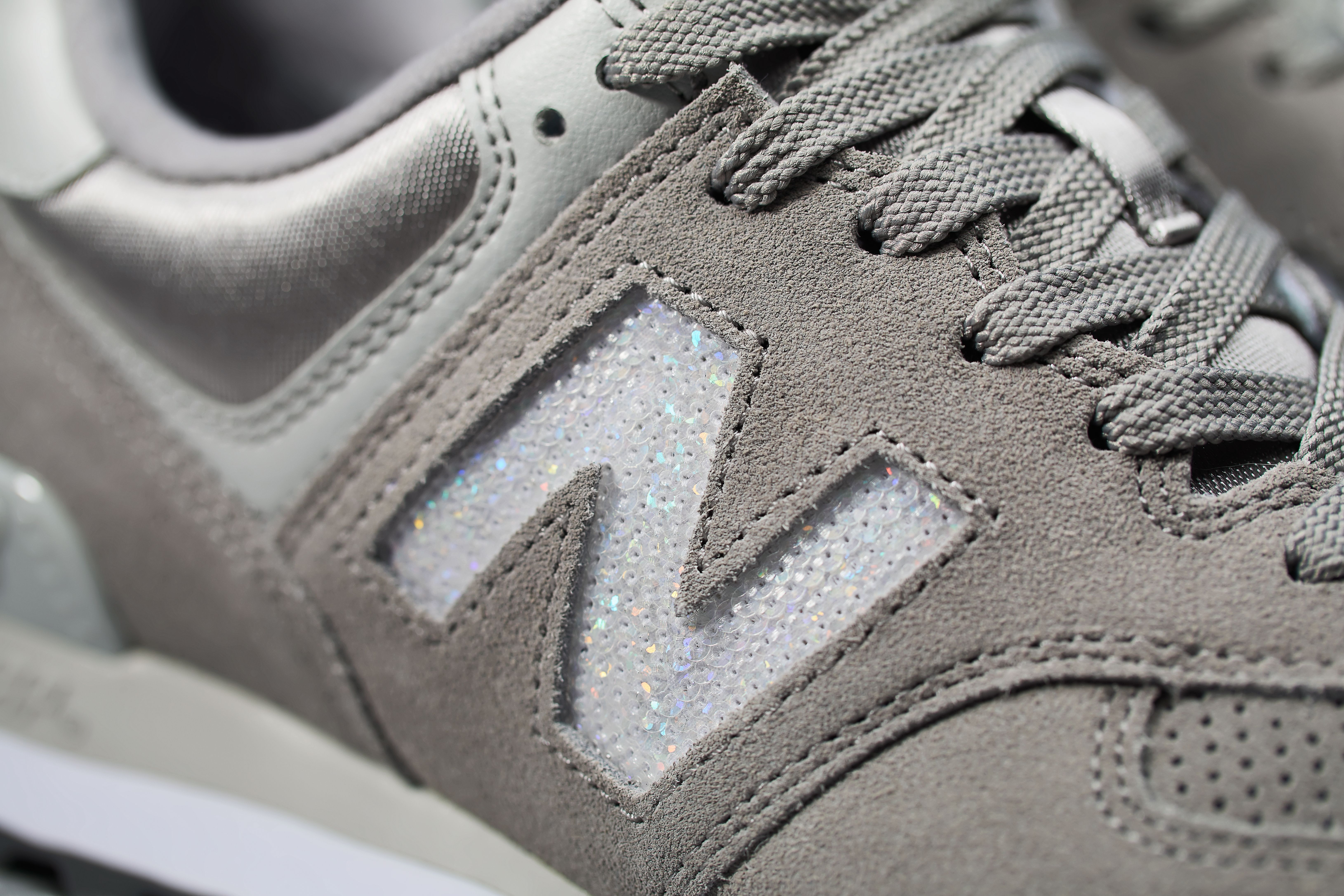 pretty nice 38a50 715b8 The iconic 574 sneaker for women brings the same premium materials and  performance you expect from New Balance refreshed with a suede and mesh  upper and ...