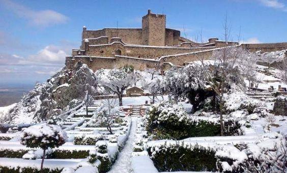 Marvao,o Rei do Castelos de Montanha ..