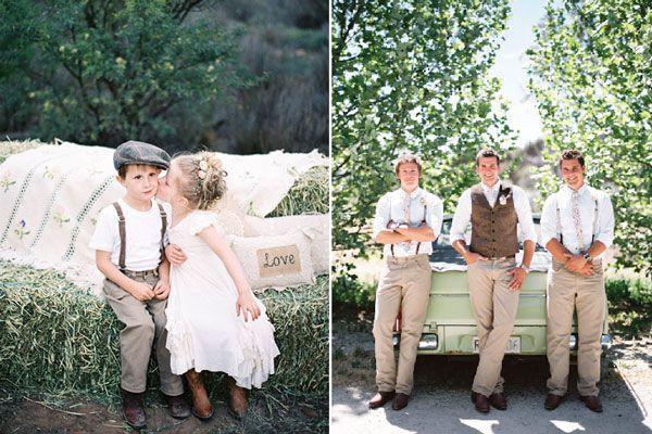1000 images about tenue enfants on pinterest - Tenue Mariage Champetre