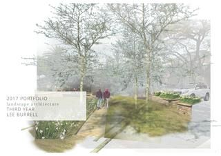 Lee Burrell Landscape Architecture Portfolio