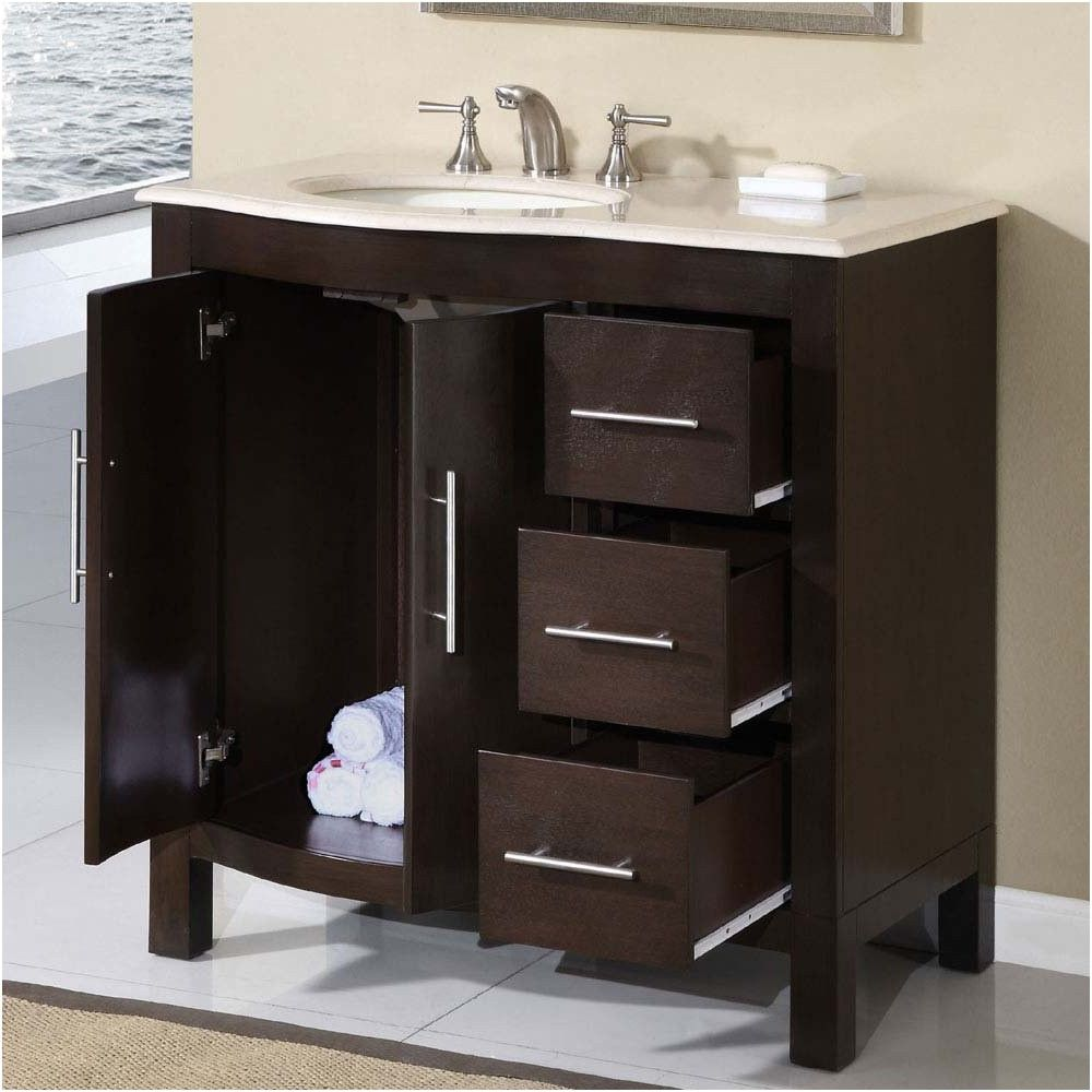 Vanity Sink With Cabinet 36 Inch Claxby Vanityshop Bathroom From Vanity Cabinets For Bathrooms