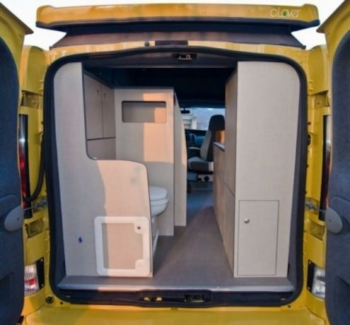 firenze westfalia furgonato opel vivaro con bagno. Black Bedroom Furniture Sets. Home Design Ideas