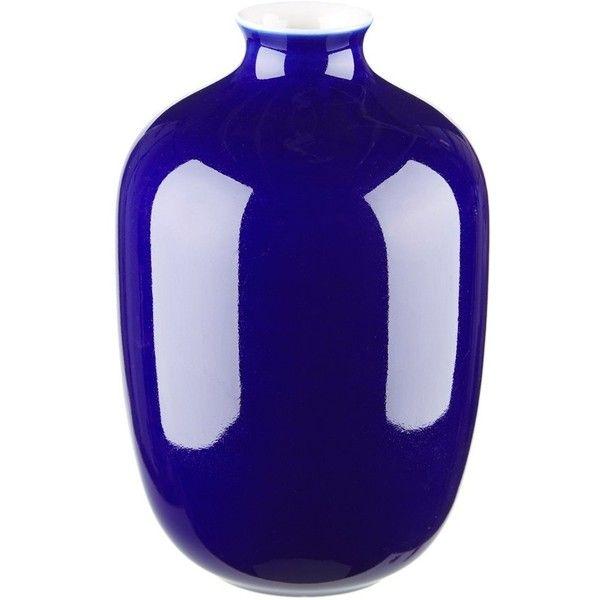Middle Kingdom Plum Porcelain Bud Vase 19 Liked On Polyvore