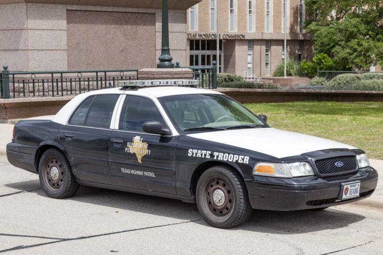 58701357 austin usa apr 10 the state trooper texas