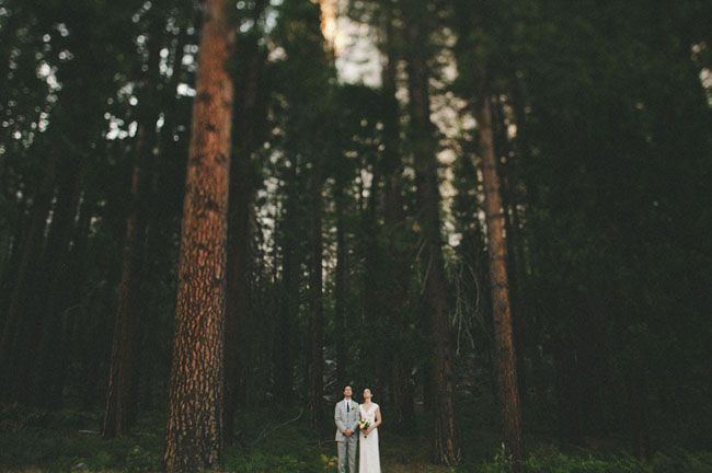 An Elopement at Yosemite National Park: Kristin + Cody