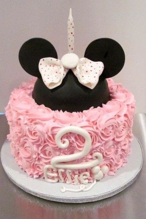 Miraculous Minnie Mouse Cake Ideas 71 Photos More Cake Ideasmore Cake Personalised Birthday Cards Veneteletsinfo