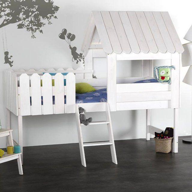 Cabanes Tentes Et Tipis Notre Selection Shopping Lit Cabane Chambre Enfant Et Cabane Enfant
