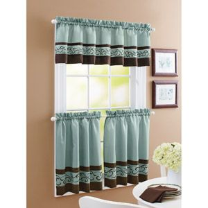 24aa3eef1e87be5f34027a99eb5a2551 - Better Homes And Gardens Cafe Kitchen Curtain Set