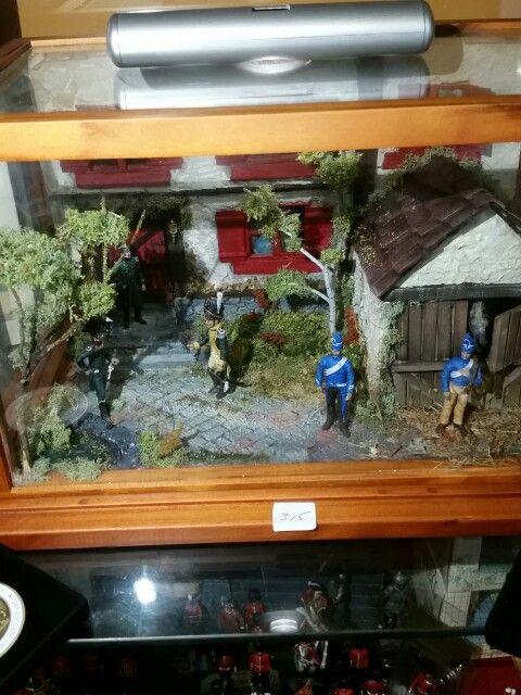 Nemrod Historex Diorama Figurine