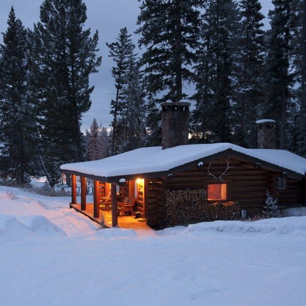 Luxury Mountain Homes: Luxury Dude Ranch At Lone Mountain Guest Ranch, Montana