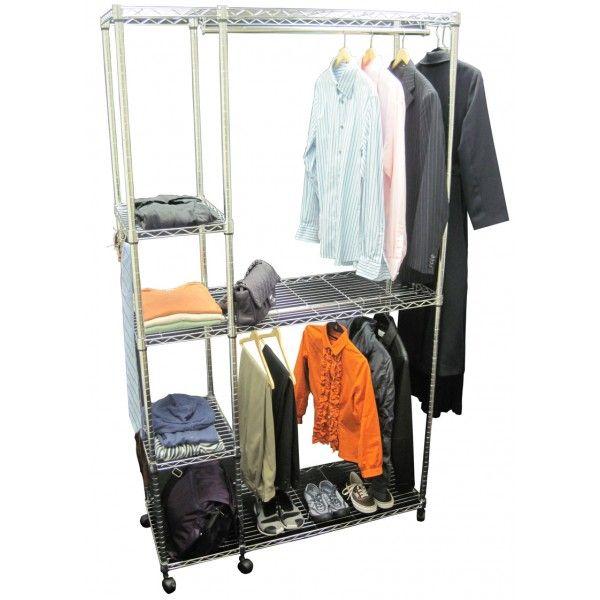 TRINITY EcoStorage™ Closet Organizer
