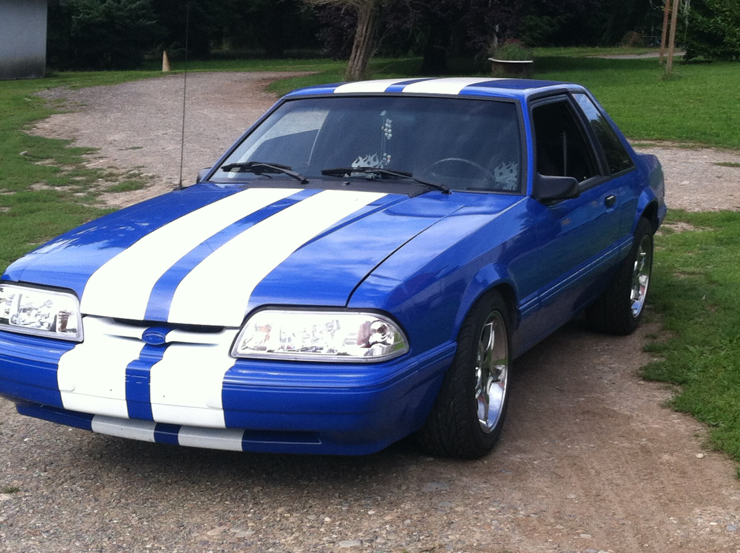 The MustangLast In Gonna Stroker Day Nice WeatherShe's Of Be 90 qzVpMSGU