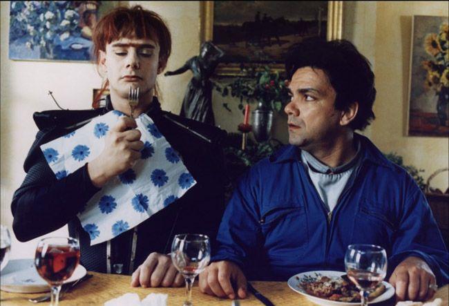 Didier Bourdon con Bernard Campan