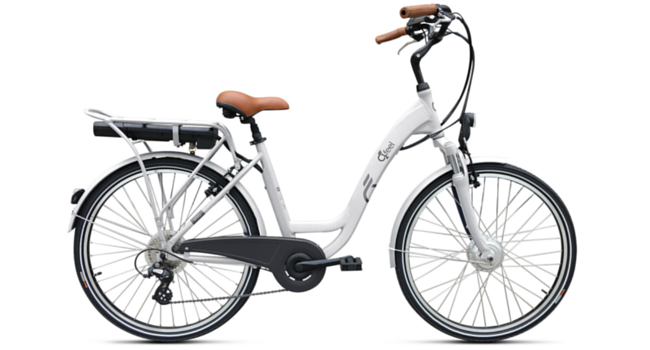Le O2 Feel Bike