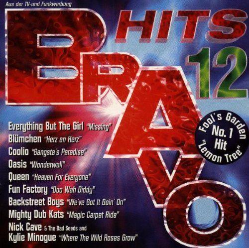 Bravo Hits 12 Eastwest (Warner) 96 http://www.amazon.de/dp/B0000074WS/ref=cm_sw_r_pi_dp_Z-B-tb1ZTPB6E
