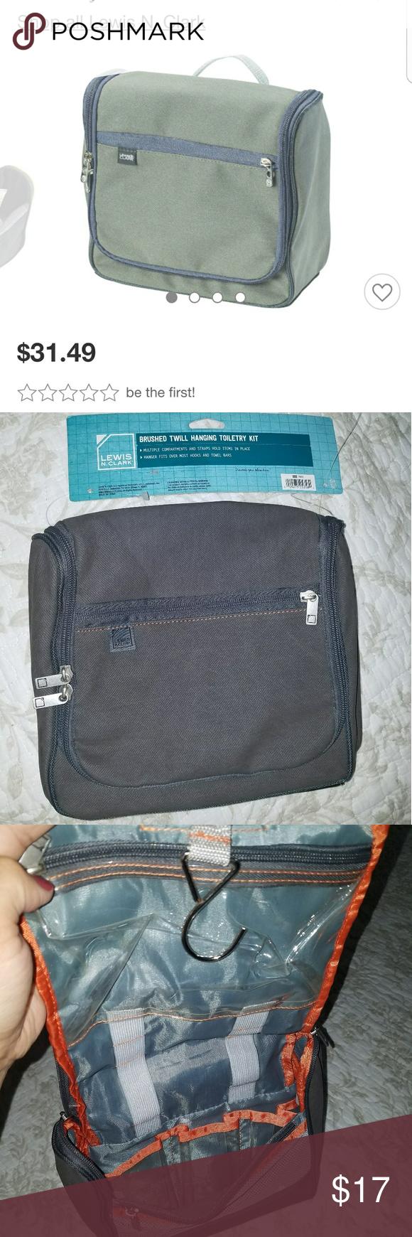 c410d768812 travel bag to hanging toiletry kit NWT en 2018   My Posh Closet   Pinterest    Travel Bag, Bags y Fashion tips