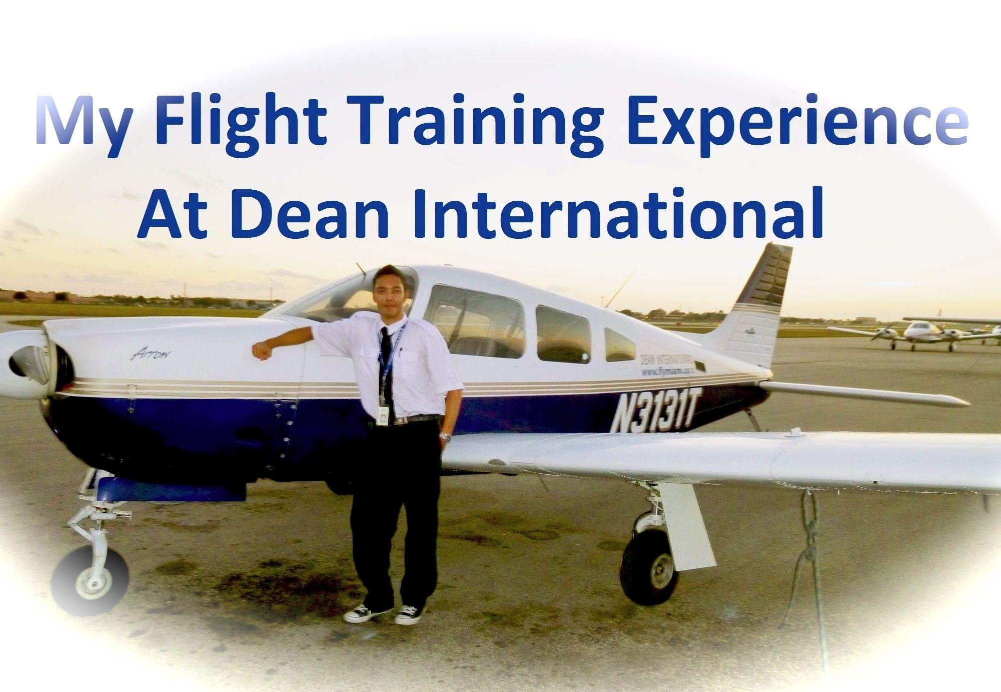 Flygcforumcom Flight School Reviews Dean International Florida