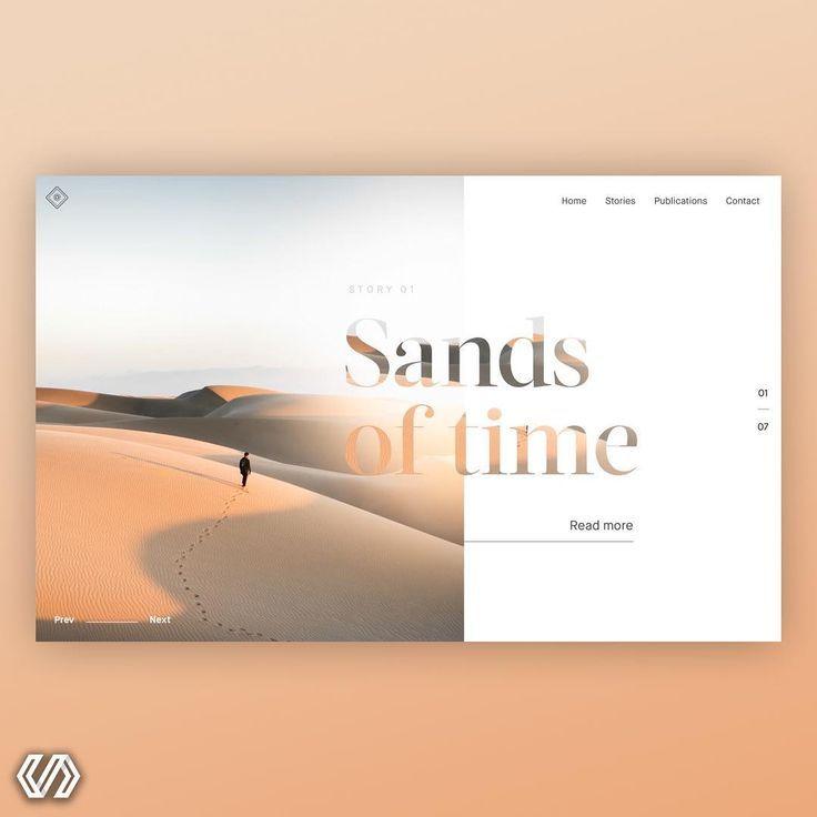 Volg Dailyweb.design voor meer! Ontwerp b