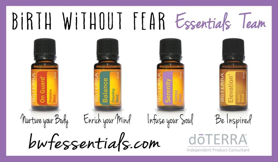Birth Without Fear Found On Google Pic Doterra Eo
