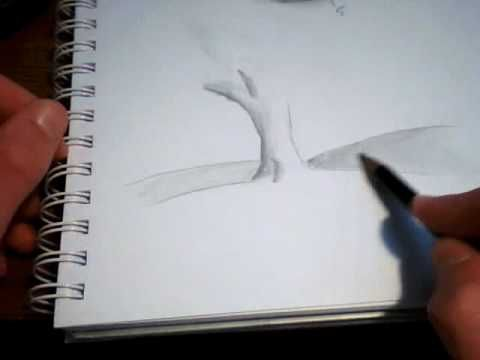 Drawing With No Lines : Drawing tutorial shading w no lines draw .paint .art