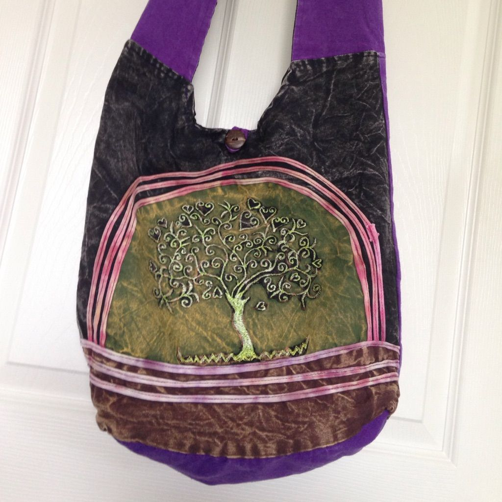 Tree Of Life Sling Bag