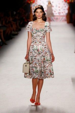 sommerkleider 2016 lena hoschek fashion week berlin juli 2015 23 haute couture pinterest. Black Bedroom Furniture Sets. Home Design Ideas