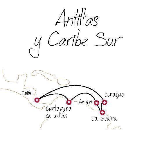 Cartagena - Aruba - La Guaira - Curacao - Panama - Cartagena #todoenunsololugar #caribe #colombia #cartagena #aruba #laguaira #curacao #panama #familia #vdmtravel