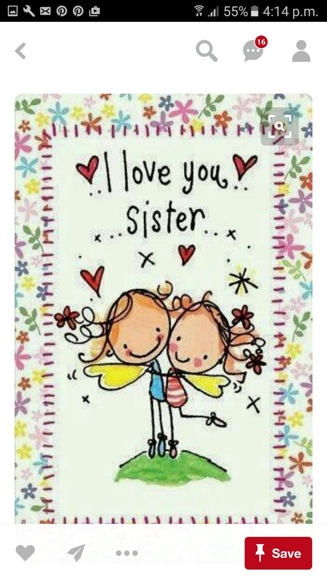 Ausmalbilder Geburtstag Schwester : Pin Von Ruby Paul Auf Sisters Pinterest