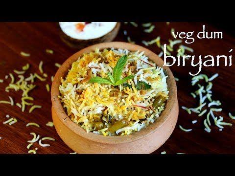 vegetable biryani 5 best biryanis with chef anupa sanjeev kapoor khazana youtube biryani on hebbar s kitchen chicken biryani id=86237