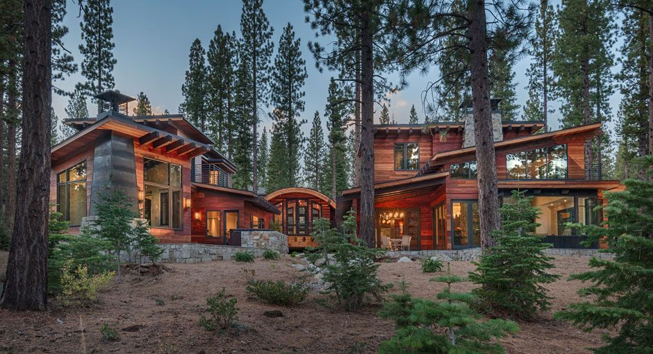 Martis camp lake tahoe luxury homes for sale lighting for Luxury homes for sale in lake tahoe